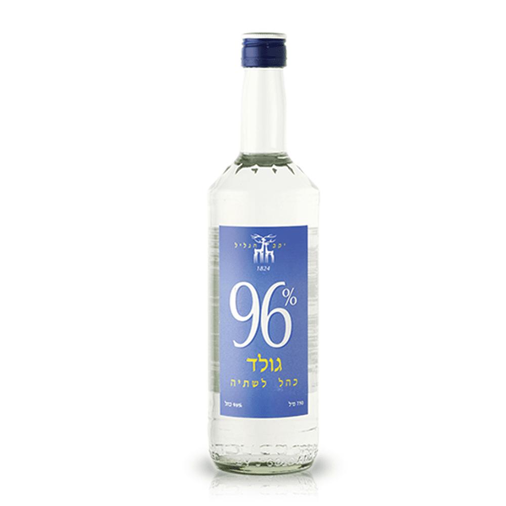 גולד כהל 96 - אלכוהול 96 אחוז
