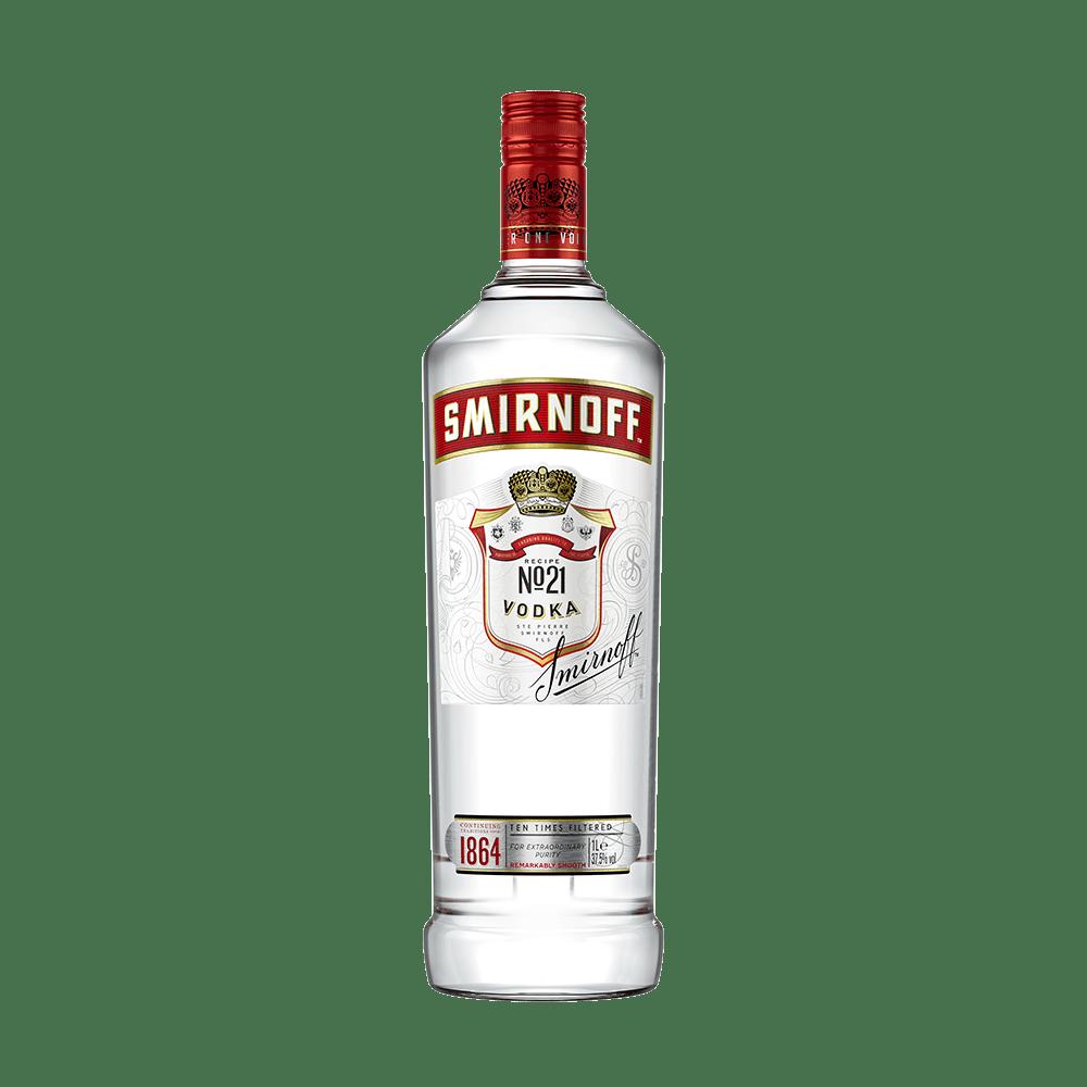 וודקה סמירנוף אדום