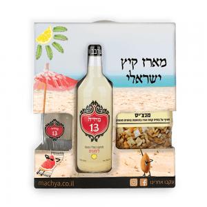 מארז קיץ ישראלי